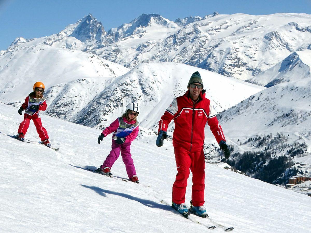 Cours de ski à Villard-Reculas