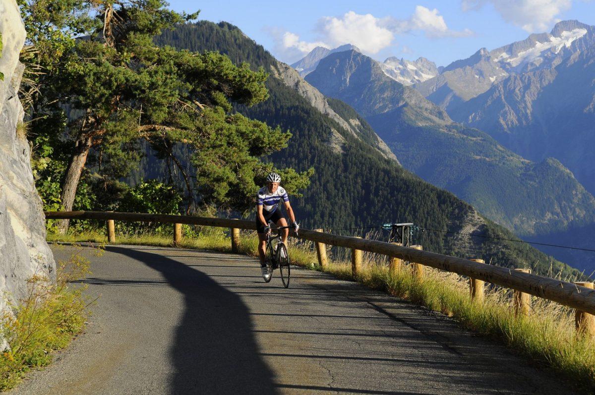 Vélo de route à Villard-Reculas