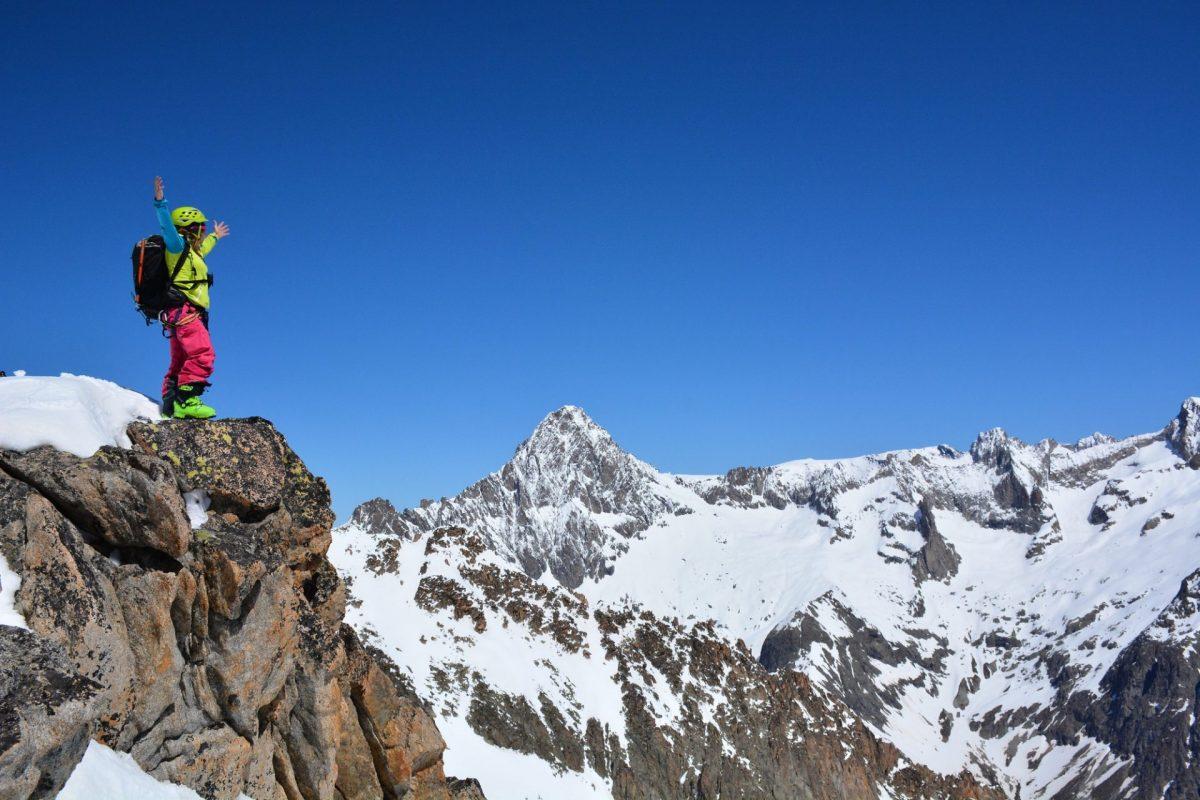 Ski de randonnée - Parc des Écrins